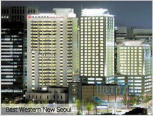 южная корея, сеул, jung-gu, best western new seoul 4*