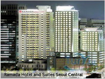 южная корея, сеул, joong-gu, ramada hotel and suites seoul central 5*